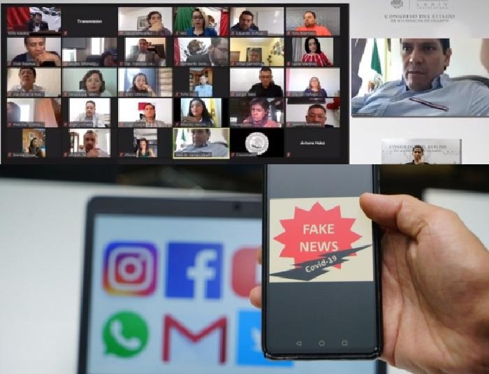 Diputado Michoacano Pide No Difundir Fake News Sobre La Pandemia