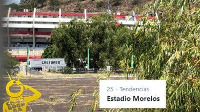Photo of Estadio Morelos Se Vuelve Tendencia En Twitter Ante Posible Mudanza