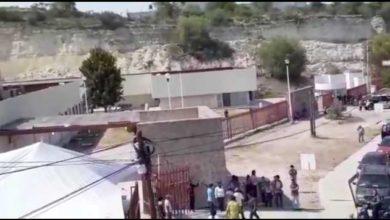 Photo of Pasa En México: Sujeto Con COVID-19 Agrede Personal Médico Escapa Y Después Pide Reingreso