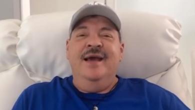 "Photo of Hospitalizan A Julio Preciado Por COVID-19: ""Pasamos Por Un Momento Desalentador"""