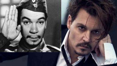 Johnny Depp Admira A Canfinflas Y Quiere Interpretarlo Algún Día