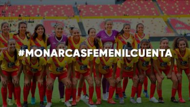 Photo of Jugadoras De Monarcas Acusan No Les Han Informado Nada