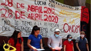 Photo of La CUL Se Solidariza Con Normalistas Heridos Por Policía Michoacán