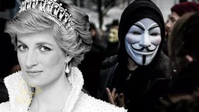 Photo of Anonymous Señala Que Corona Británica Planeó Muerte De Lady Di