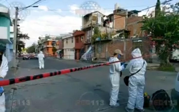 #Morelia Matan A Balazos A Hombre Mientras Caminaba Por La Calle, Frente A CU