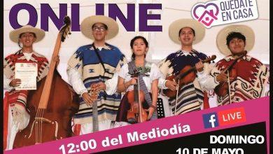 Photo of Músicos P'urhépechas Darán Concierto Online Por Día De Las Madres