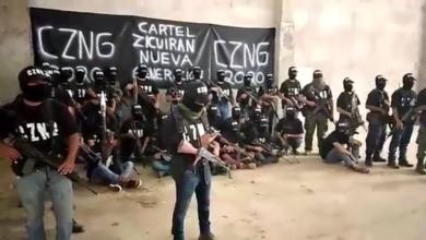 Photo of #Michoacán Anuncian Surgimiento De Cartel Zicuirán Nueva Generación