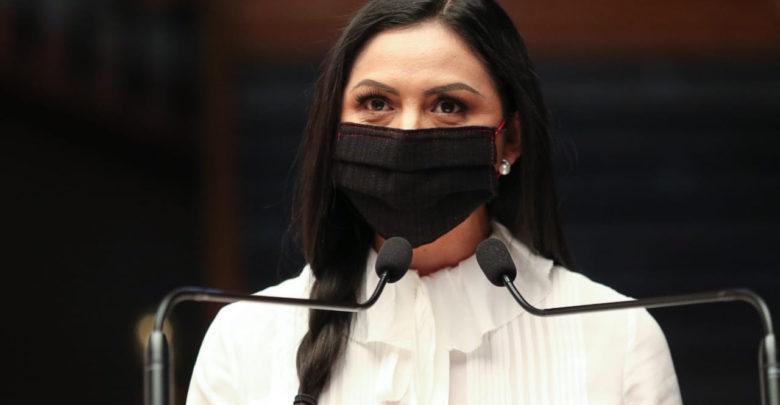 #Michoacán Araceli Saucedo Presenta Iniciativa De Reformas Al Código Electoral