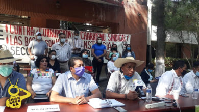 Photo of #Michoacán CNTE Poder De Bases Presentará Amparo Contra Ley Estatal De Educación