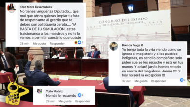 Photo of #Michoacán Se Deschongan En Redes Diputados De MORENA VS PT Por Ley De Educación