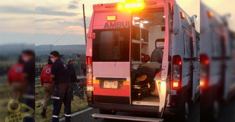 #Michoacán Vuelca Autobús En Tangamandapio, Deja Al Menos 35 Heridos