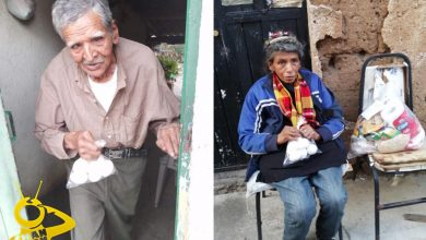 Photo of #Michoacán Migrantes Apoyan Con Despensas A Abuelitos En Coeneo Durante COVID-19