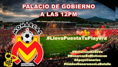 Photo of ¡Moreliaaa! Convocan A Marchar Para Que Monarcas No Se Vaya, Este 24 De Mayo