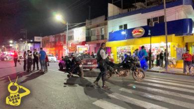 Photo of #Morelia Atropellan A Señora Sobre La Avenida Michoacán
