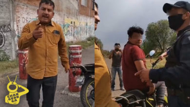 #Morelia Detienen A Regidor Morenista Por Defender A Chofer Que Iba Hecho La Mocha