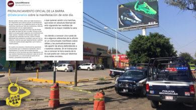 Photo of #Morelia Locura 81 No Participará En Marcha De Hoy, Casi Nadie Más Fue