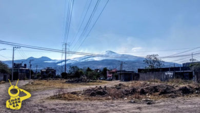 Photo of #Morelia Reportan Incendio Forestal A Lo Largo De Cerro Del Quinceo