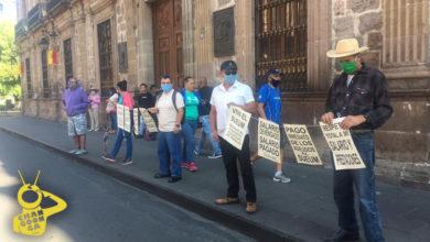 Photo of #Morelia SUEUM Se Manifiesta En Día Del Empleado
