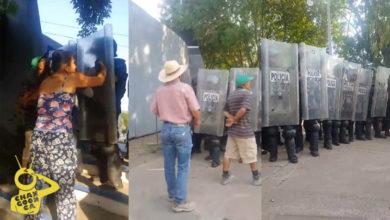 #Morelia Tras Detención De Regidor Morenista, Se Manifiestan Afuera De Barandillas