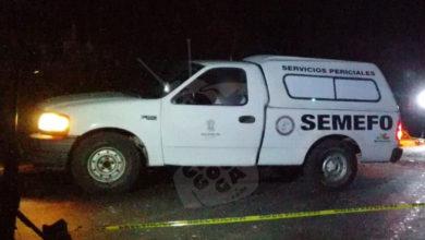 Photo of Ambulancia Choca Contra Árbol Y Muere Paramédico En La Morelia-Pátzcuaro