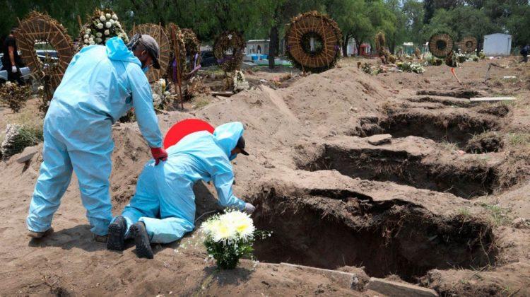Muertos Por COVID-19 Son 3 Veces Más De Lo Que Reportan Autoridades: MCCI
