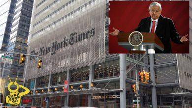 """Photo of New York Times, Famoso, Tendencioso Y Con Poca Ética: Pide AMLO """"No Dejarse Engañar"""""""
