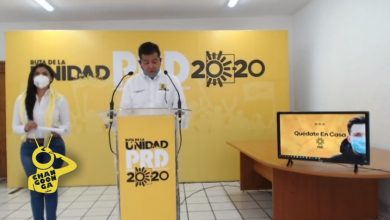 Photo of #Michoacán PRD Señala: Alcaldes De Morena Abusan De Despensas Estatales Y Les Ponen Logos