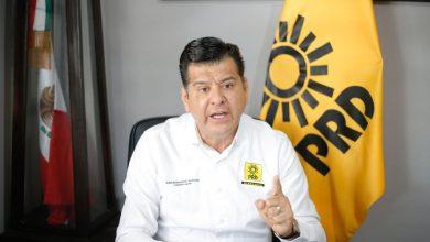 Photo of PRD Se Manifiesta Contra La Militarización Del País, Tras Anuncio De AMLO