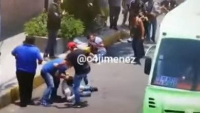 Photo of #Video Policía Frustra Asalto En Camión y Balea A Delincuente En CDMX