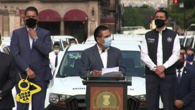 Photo of #Michoacán Silvano Entrega 150 Vehículos A Fiscalía Para Investigación Y Persecución De Delitos