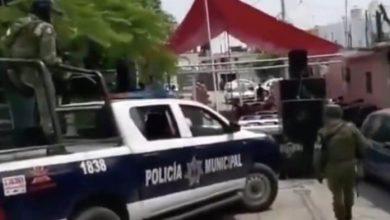Photo of #Video Cancelan Boda En Morelos, Retiran Sillas, Mesas, Carpas Y Equipo De Sonido