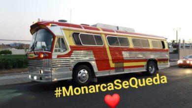 Photo of Camión Con Colores De Monarcas Listo Para Sumarse A Manifestaciones De Aficionados
