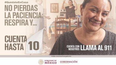 Photo of #Video Critican A SEGOB Por Campaña 'Cuenta Hasta 10' Contra Violencia Familiar Y De Género