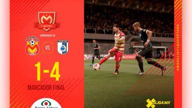 Photo of #Futbol Monarcas Cae Por Goleada En La eLiga, Sale Paolo Entra Daniel