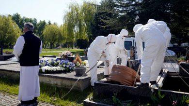 Photo of IMSS Publica Protocolo Para Funerales De Muertos Por COVID-19