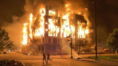 Photo of Minneapolis En Llamas Por Muerte De George Floyd; Trump Amenaza Con Enviar A Guardia Nacional