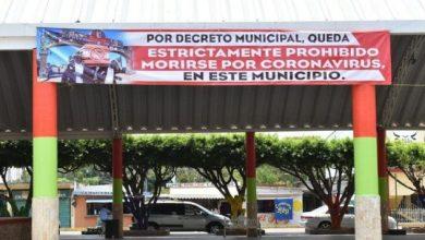 Photo of Pasa En México: En Municipio Prohíben Estrictamente Morirse Por COVID-19