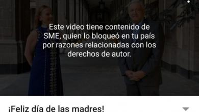 "Photo of Aclara Abogado De Juan Gabriel Bloqueo De ""Amor Eterno"" En Video De AMLO"