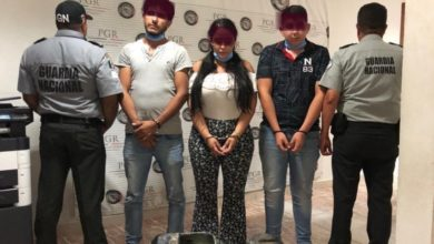 Photo of Detienen A 3 Narcochavos Michoacanos En Tamaulipas Al Transportar Crystal Escondido