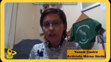 Photo of #Michoacán Derechos De La Mujer, Por Arriba De Los De Un Tejido: Activista Marea Verde