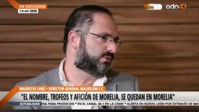 Photo of Nombre De 'Monarcas' Y Trofeos Se Quedan En Morelia; A Sinaloa Lo Haremos Campeón: Lanz