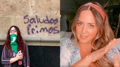 Photo of Acusan Que Saqueadora En CDMX Es Prima De Andrea Legarreta, Ella Lo Niega