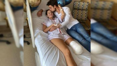 Photo of Amputan Pierna Izquierda A Ex Miss Colombia Y Ella Comparte Su Nueva Versión