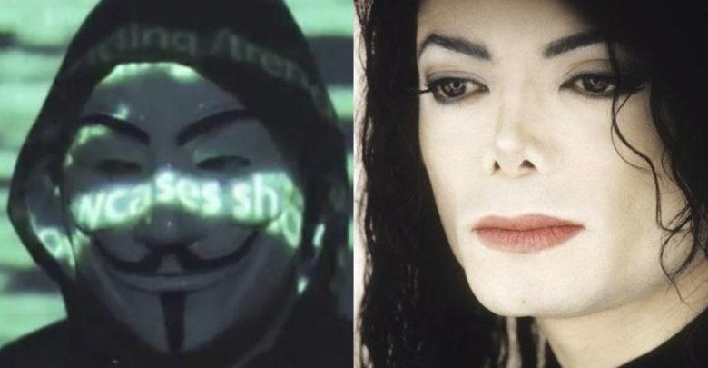 """Anonymous Filtra Supuesto Audio De Michael Jackson: """"Se Quieren Deshacer De Mí"""""""