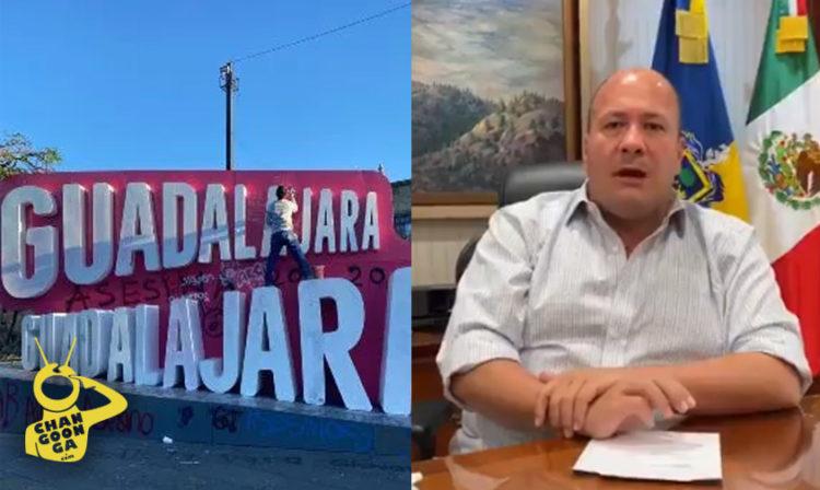 Anuncia Gober De Jalisco Que Detenidos En Protestas De Gdl, Serán Liberados