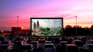 Anuncian Llegada De Auto Cinemas A Morelia, Pa' Tener Sana Distancia