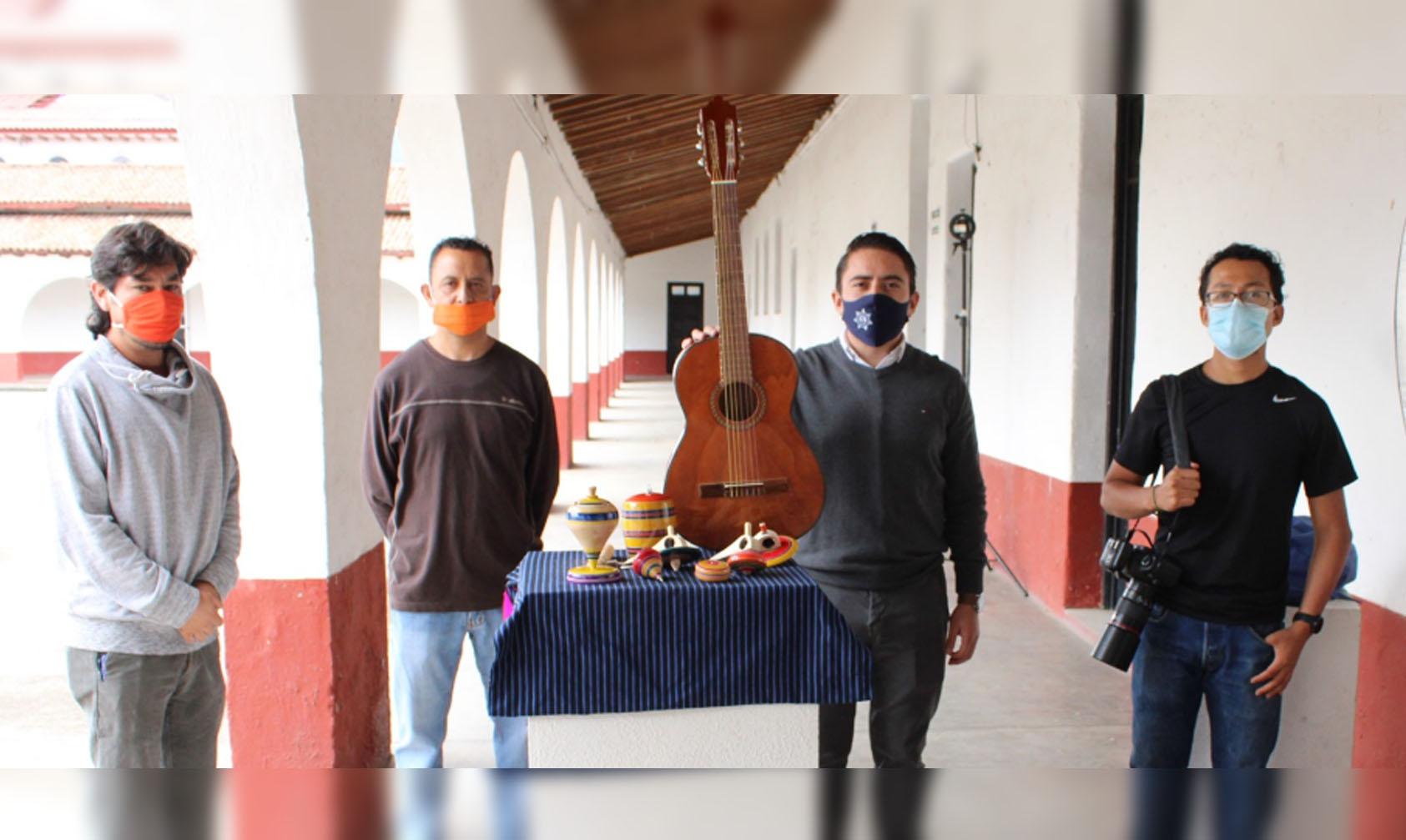 Photo of ¡Qué Modernos! Paracho Ya Tiene Catálogo Virtual De Artesanías