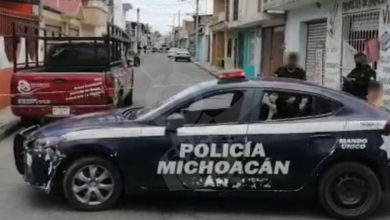 Photo of #Uruapan Balean A Hombre En Silla De Ruedas Y Queda Herido