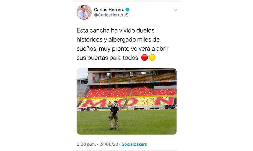Photo of #Michoacán SeGob Oficializa Llegada De Equipo De Fútbol