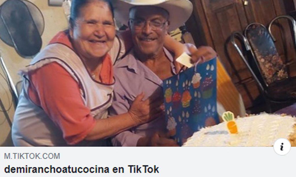 Photo of Doña Angelita Lleva Su Rancho A TikTok Y Ya Anda Conquistándolo